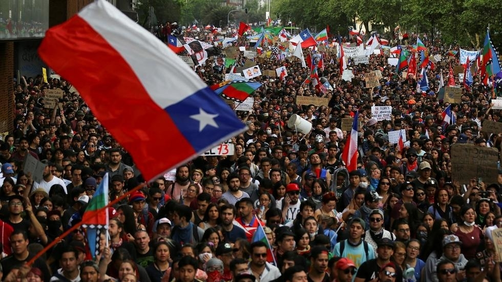 chile protests change revolution