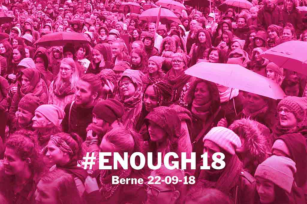 enough18 demo berne